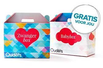 Gratis Zwanger Box